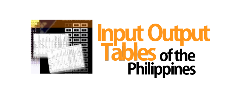 IO Tables