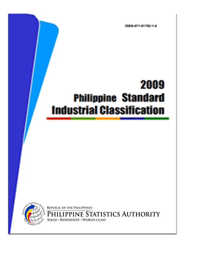 Philippine Standard Industrial Classification (PSIC
