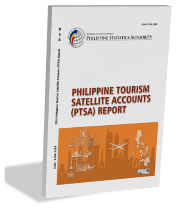 Philippine Tourism Satellite Accounts (PTSA) Report