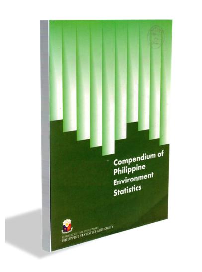 Compendium of Philippine Environment Statistics