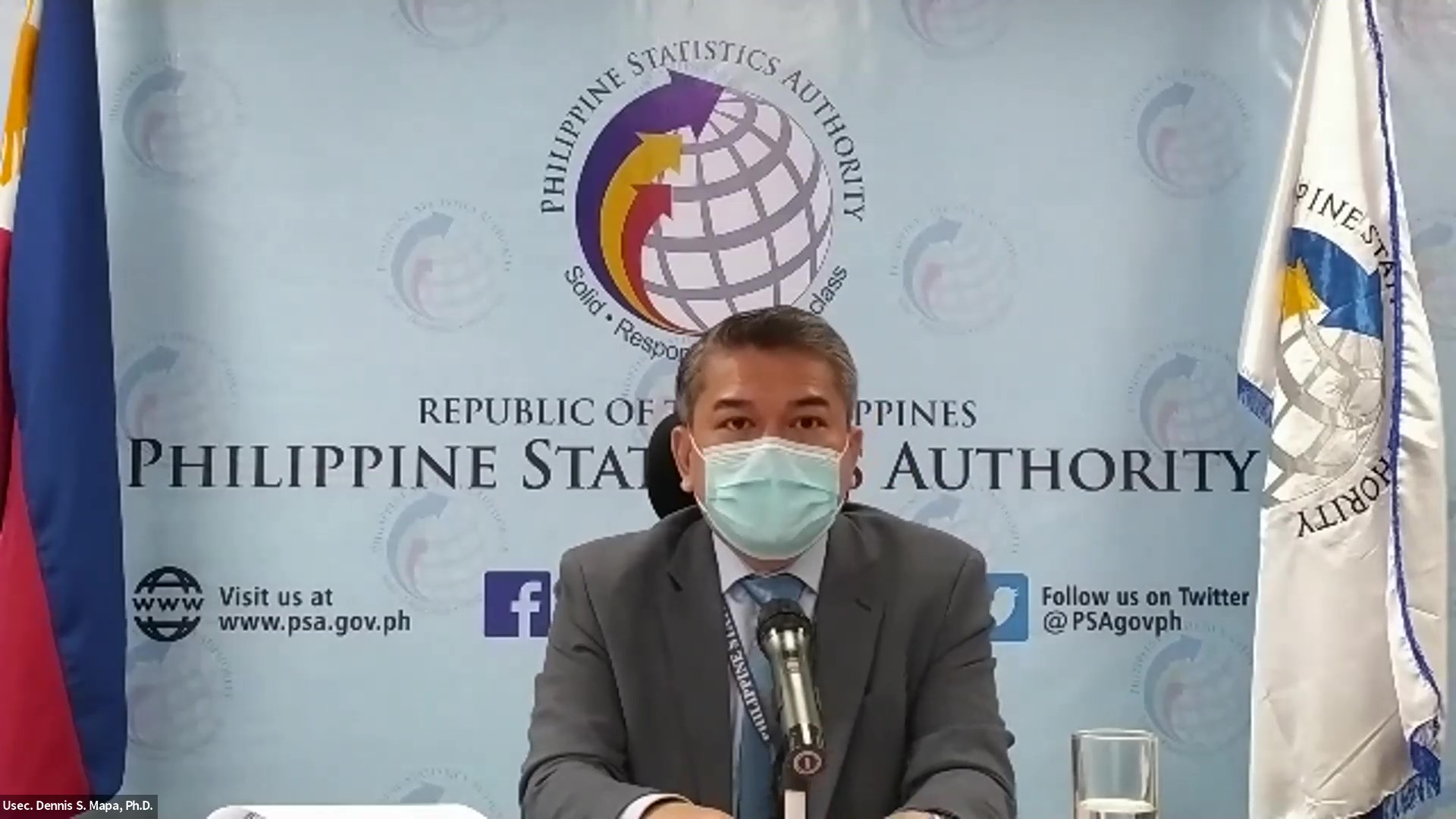 Press Conference on the August 2020 Inflation