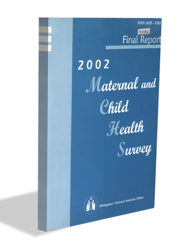 Maternal and Child Health Survey (MCHS)