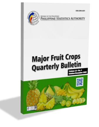 Major Fruit Crops Quarterly Bulletin