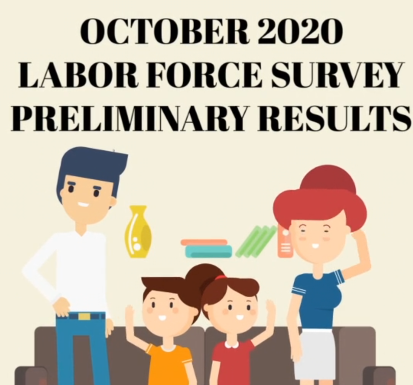 October 2020 Labor Force Survey (Preliminary Results)