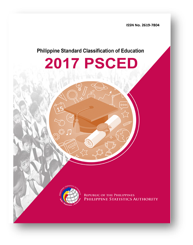 Philippine Standard Classification Of Education PSCEd Philippine Statistics Authority