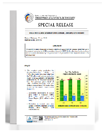 Rice and Corn Situation and Outlook Reports