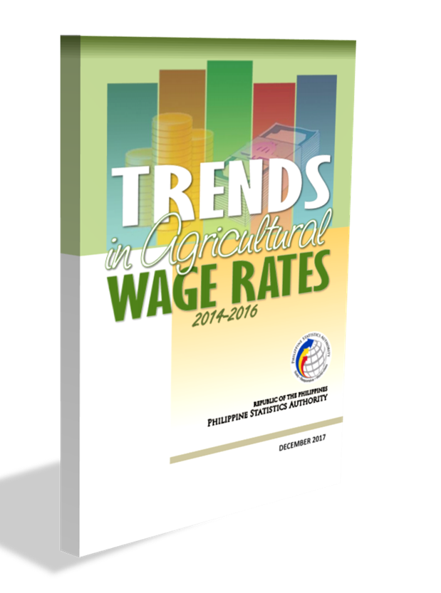 Trends in Agricultural Wage Rates | Philippine Statistics Authority