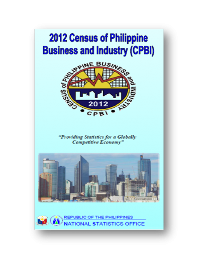 Census of Philippine Business and Industry (CPBI) Primer
