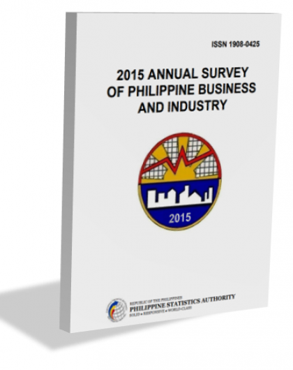 Annual Survey of Philippine Business and Industry (ASPBI)