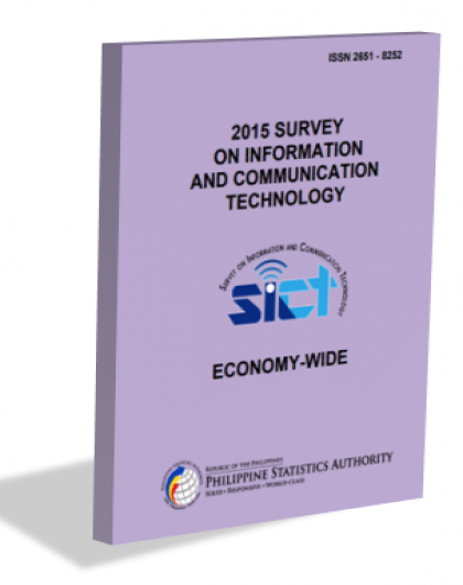 Survey on Information and Communication Technology (SICT)