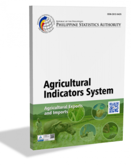 Agricultural Indicators System: Agricultural Exports and Imports