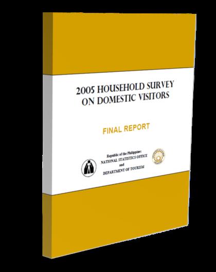 Household Survey on Domestic Visitors (HSDV)