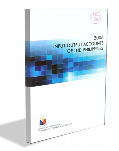 Input-Output Accounts of the Philippines