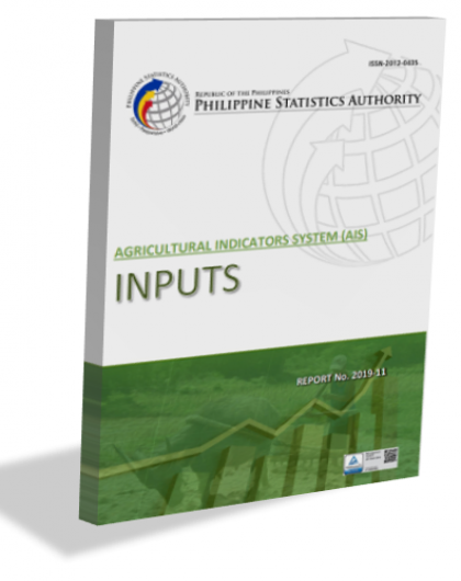 Agricultural Indicators System: Inputs