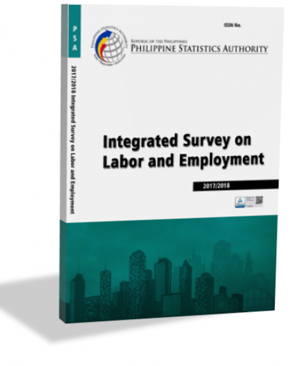 Integrated Survey on Labor and Employment Statistical Report