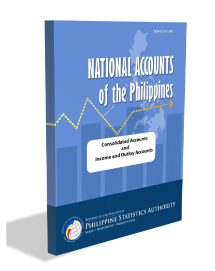Consolidated Accounts and Income and Outlay Accounts