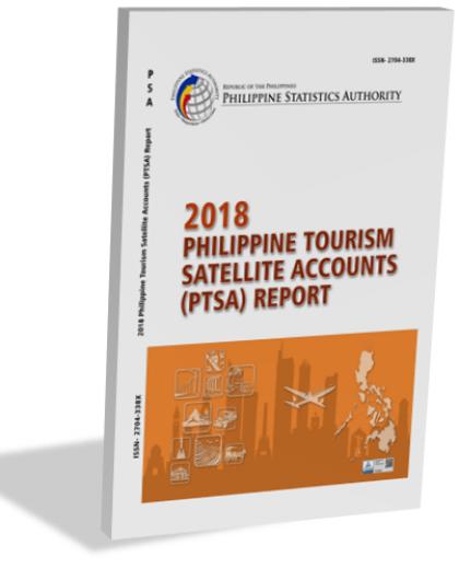 Philippine Tourism Satellite Accounts (PTSA) Report