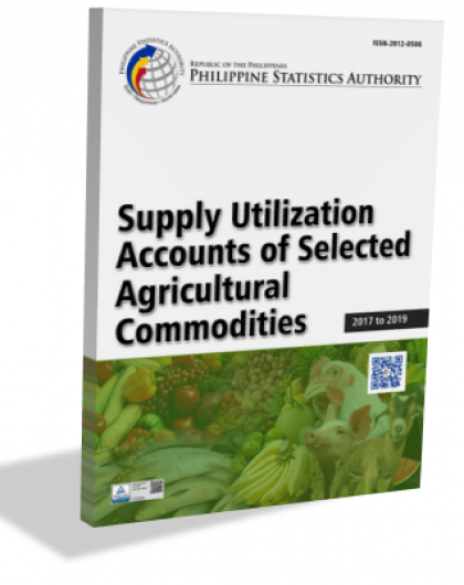 Supply Utilization Accounts of Selected Agricultural Commodities