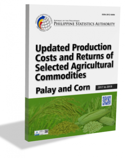 Updated Production Costs and Returns for Selected Agricultural Commodities Part I: Palay and Corn