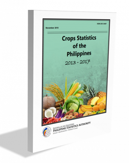 Crops Statistics of the Philippines - National and Regional