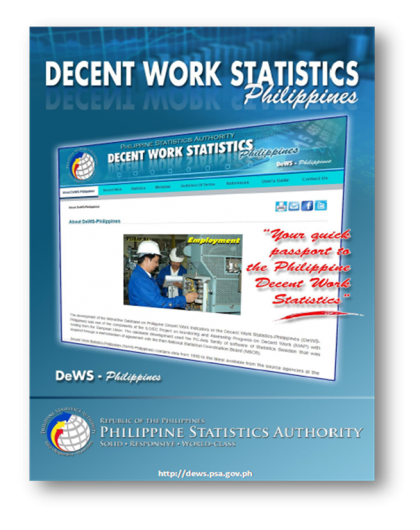 Decent Work Statistics (DEWS)