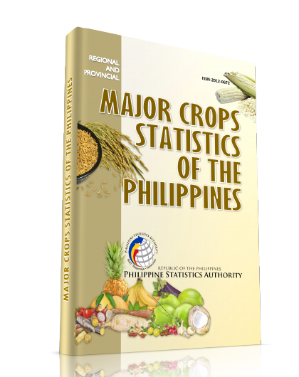 Major Crops Statistics of the Philippines - Regional and Provincial