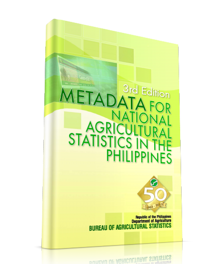 Metadata for National Agricultural Statistics in the Philippines