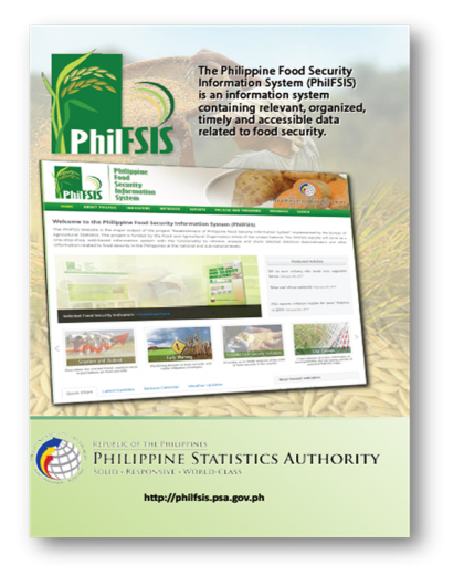 Philippine Food Security Information System (PhilFSIS)