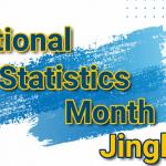 National Statistics Month Jingle Lyric Video