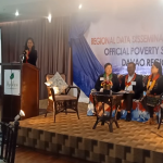 Regional Dissemination Forum on the 2018 Full Year Official Poverty Statistics Region XI - Part 5
