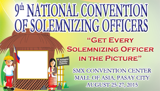 9th National Convention for Solemnizing Officers