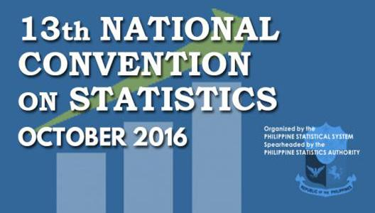 13th National Convention on Statistics