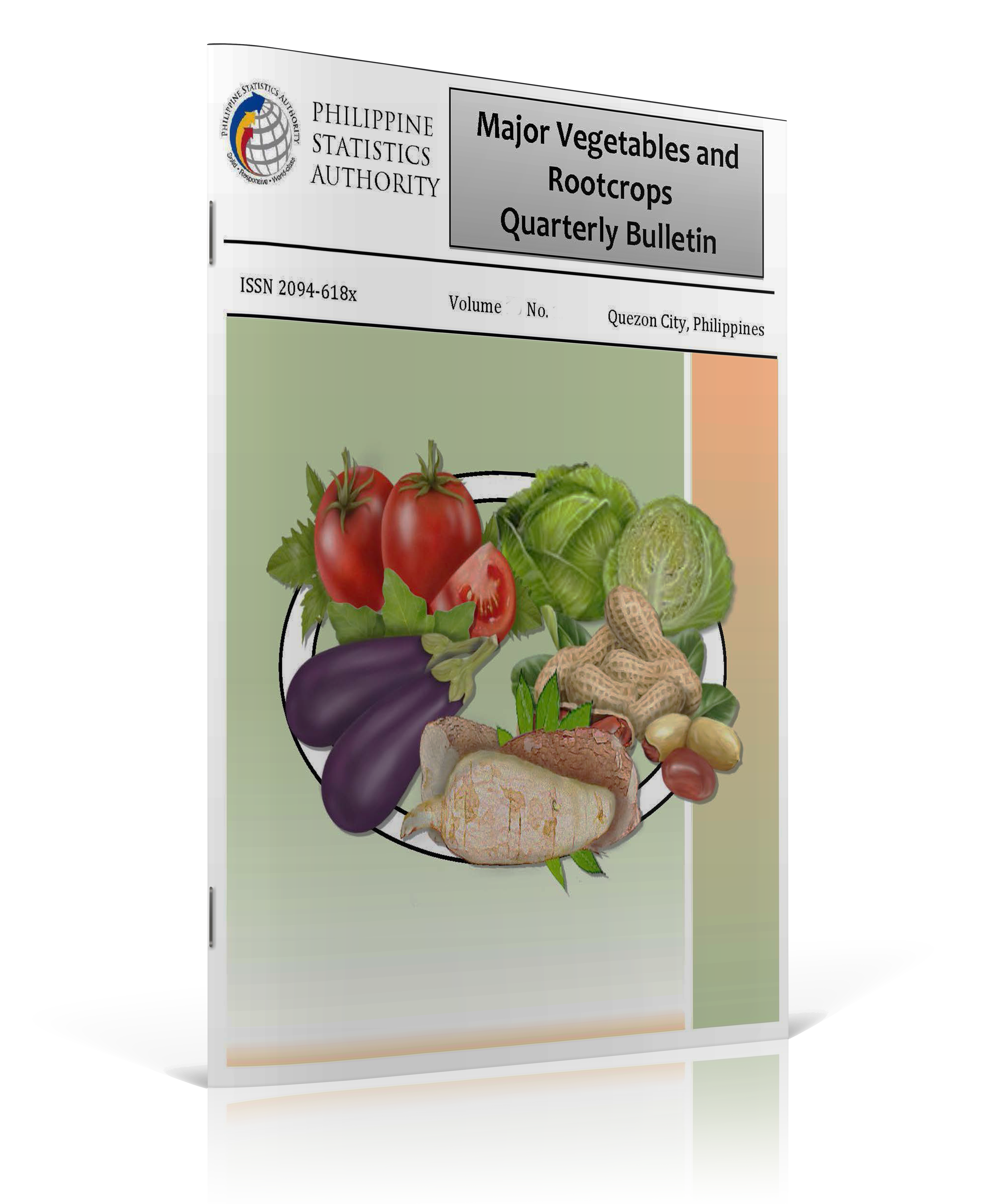 Major Vegetables and Rootcrops Quarterly Bulletin