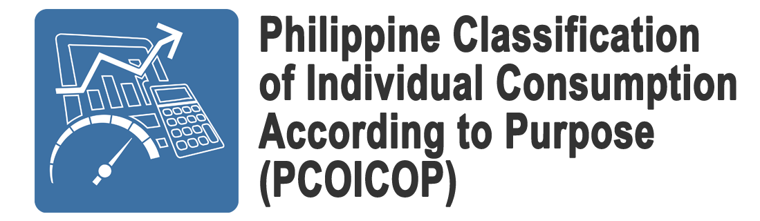 Philippine Classification of Individual Consumption According to Purpose (PCOICOP)