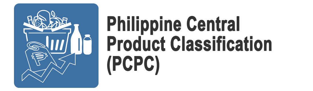 Philippine Central Product Classification (PCPC)