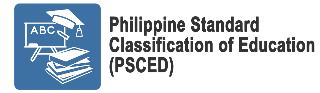 Philippine Standard Classification of Education (PSCED)