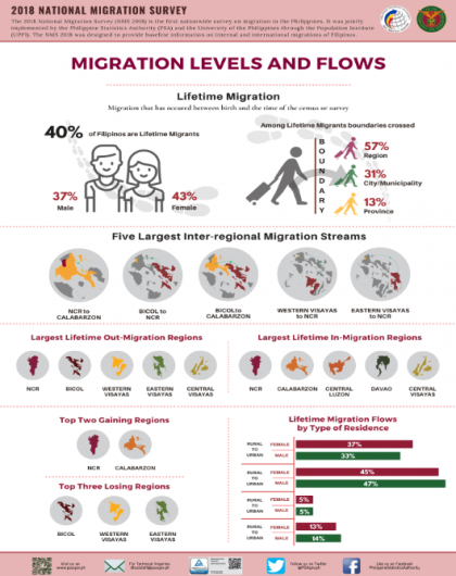 Migration Levels and Flows